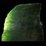 Néphrite plaque