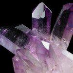 Améthyste cristaux