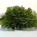Moldavite cristaux