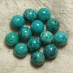 Perles de turquoises