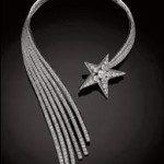 Chanel comète cascade diamant