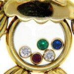 Pendentif clown happy diamond Chopard
