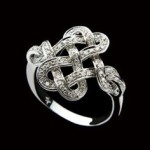 Love Knot bague