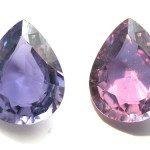 Saphir color change