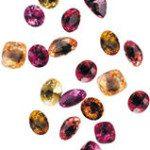 Saphirs de couleurs