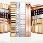 Boucheron collection quatre