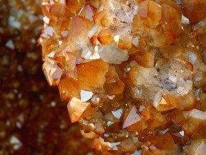 Citrine cristaux