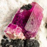 Bixbite cristaux