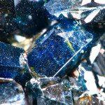 Lazulite cristaux