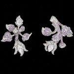 Boucles d'oreilles Bal romantique