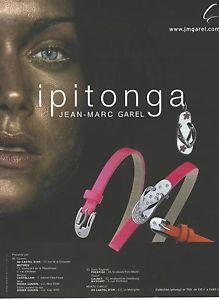 Ipitonga collection publicité