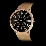 Montre Round Square Convex Circle