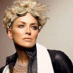 Sharon Stone et Damiani publicité