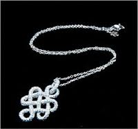 Love Knot collier
